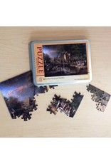 100 Pc Puzzle - Exhumation of the Mastodon