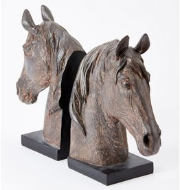 Equestrian Book Ends