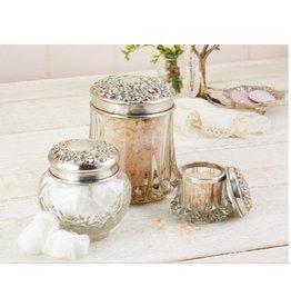 Vintage Vanity Jars - Large
