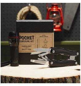 Flashlight & Multi-Tool Set