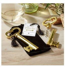 Golden Key Bottle Opener