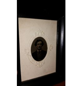 Framed Daguerreotype
