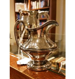 Emerson Hotel Silver-plated Pitcher