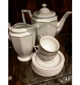 Vintage Rosenthal Porcelain Coffee & Tea Set