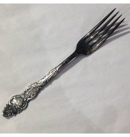 Silver Plated Salad Fork