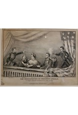 "Framed Print - ""The Assassination of President Lincoln"" by Currier & Ives"