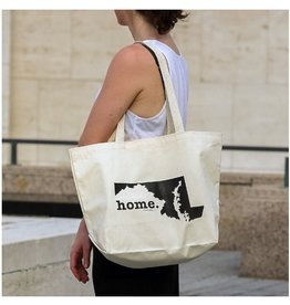 Home State Apparel home. Canvas Tote Bag