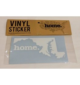 Home State Apparel Home State Apparel Vinyl Decal