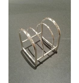 Italian Silver-Plated Toast Rack