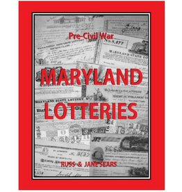 Pre-Civil War Maryland Lotteries