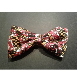 Maryland Flag Design Pre-Tied Bow Tie