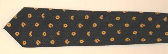 Black-Eyed Susan Tie
