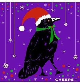 Maggie Stewart Design - Raven Santa