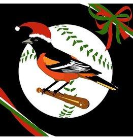 Maggie Stewart Design - Oriole Santa