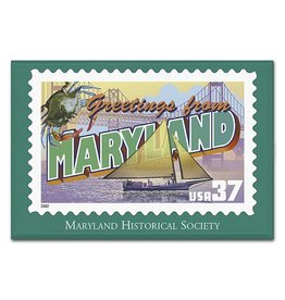 Magnet - Greetings from Maryland