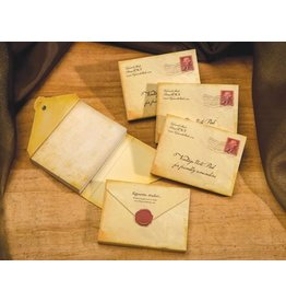 Vintage Note Pad - Envelope