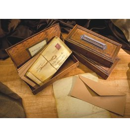 Vintage Stationery Box