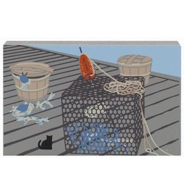 Crab Pot & Basket