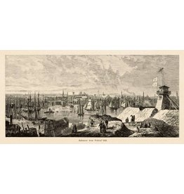 Print - Baltimore from Federal Hill