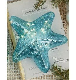 LED Blue Starfish