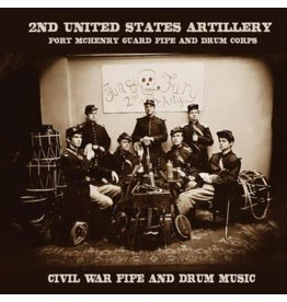 CD - Civil War Fife and Drum Music