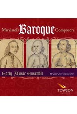 Maryland's Baroque Composers
