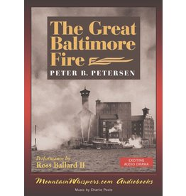 The Great Baltimore Fire, Audio Book
