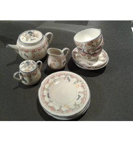 Child's 14 piece Porcelain Tea Set