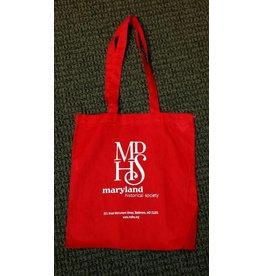 MdHS Tote Bag, Red