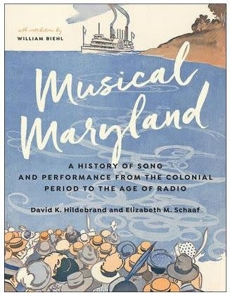 Johns Hopkins University Press Musical Maryland