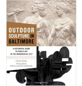 Johns Hopkins University Press Outdoor Sculpture in Baltimore