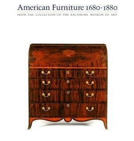 American Furniture 1680-1880, BMA (Used, Good)