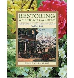 Restoring American Gardens (used)