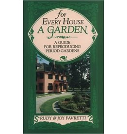 For Every House A Garden (used)