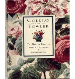 Colefax and Fowler: The Best in English Interior Decoration (used)