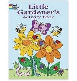 Little Gardener's Activity Book