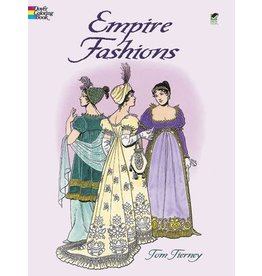 Empire Fashions Coloring Book