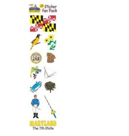 Maryland Experience Sticker Pack