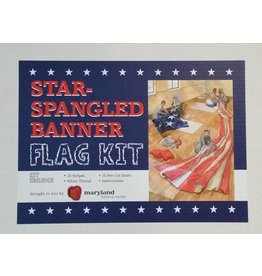 Star Spangled Banner Flag Kit