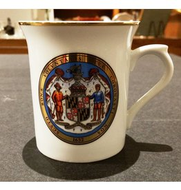 Maryland Seal China Mug