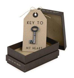 Antique Inspired Key