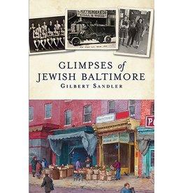 Arcadia Publishing Glimpses of Jewish Baltimore