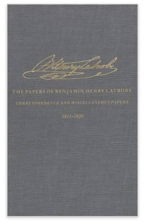 Papers of Benjamin Latrobe, Vol. 3