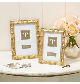 Golden Bee Photo Frame 4x6