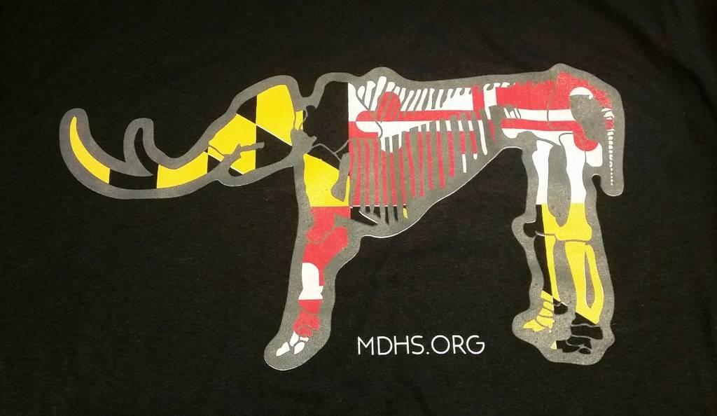 Maryland Mastodon Shirt