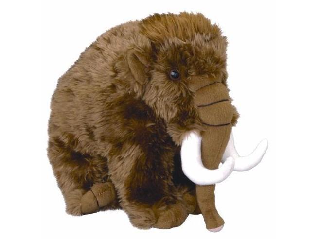 Large Mastodon Plush