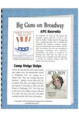 "Book ""Big Guns on Broadway"""