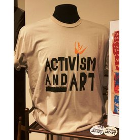 Activism and Art Shirt