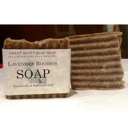 Great Scott Soap Shop - Lavender Rooibos Soap