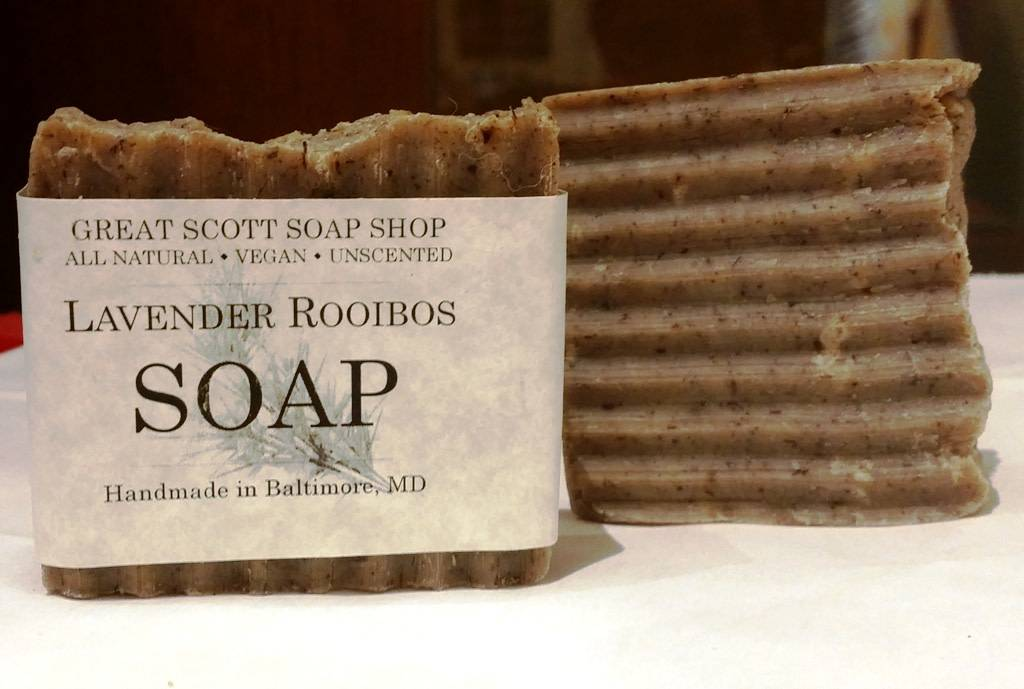 Great Scott Soap Shop - Lavender Rooibos Shop